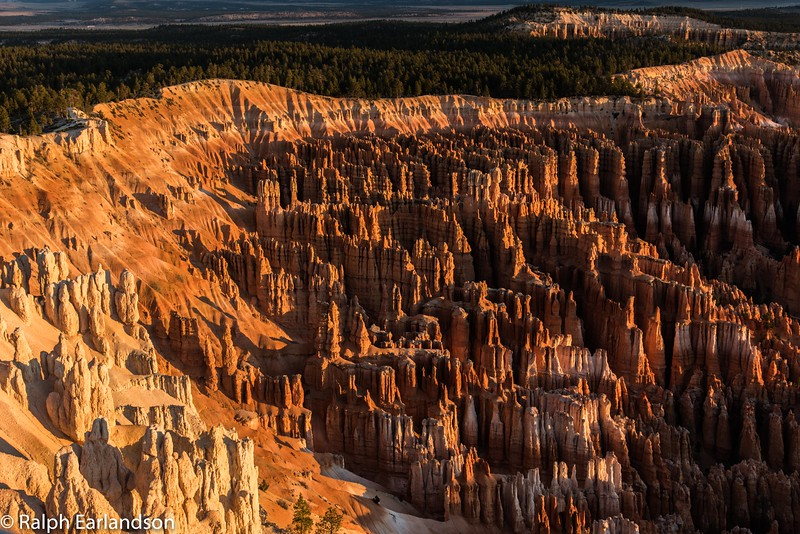 Inspiration Point, Bryce Canyon.