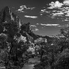 The Watchman in black and white, Zion.