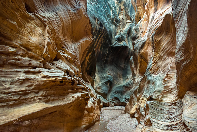 Slot Canyon, Grand Staircase, UT