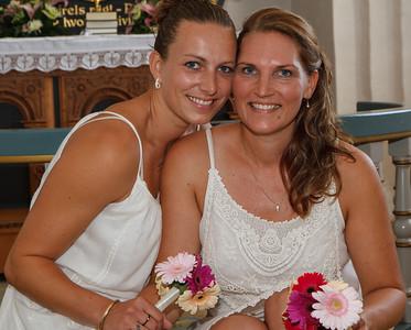 Katrine og Jill