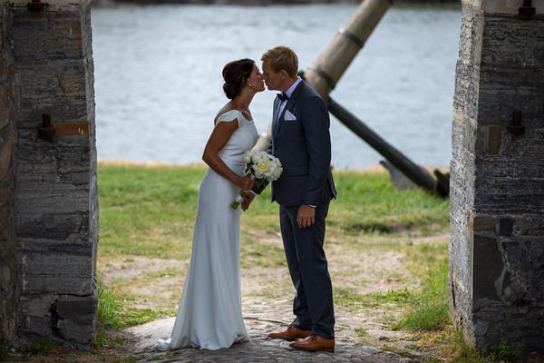 Henrik og Lina Malmstrøm, 9.6.18