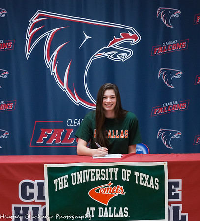 Brynne's Signing Day