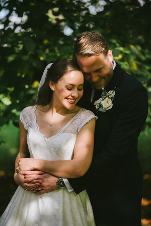 Bryony and James - wedding