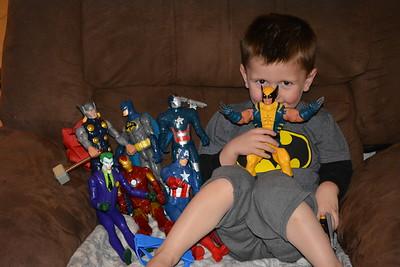 Bubbas and SuperHeros