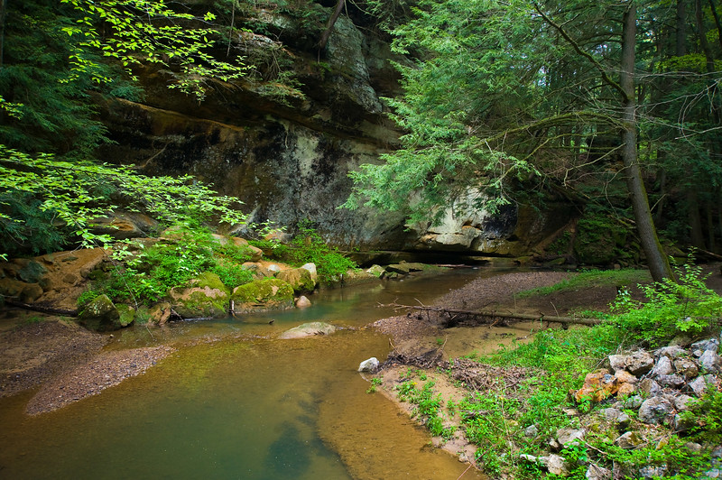 Hocking Hills Buckeye Trail f