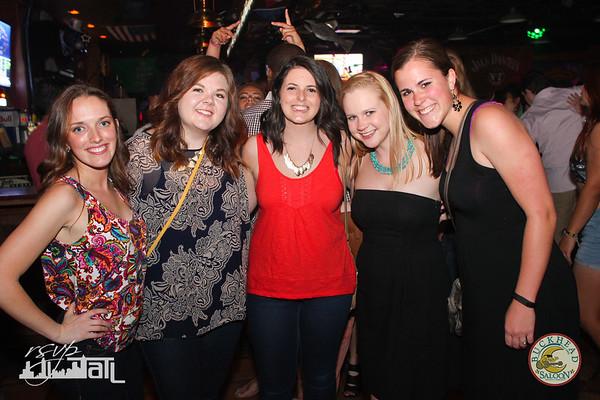 Buckhead Saloon | Friday 5-15-2015