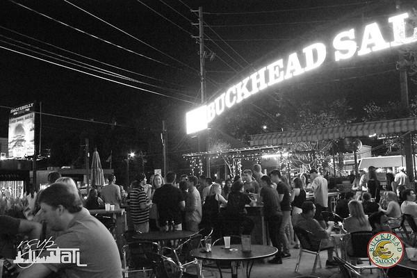 Buckhead Saloon - Friday 8-14-2015