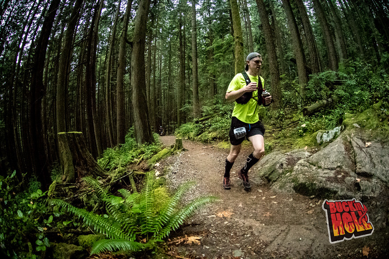 Bucking' Hell 2017, part of the Coast Mountain Trail Series Photo By: Scott Robarts