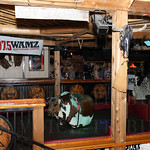 The Bucking\' For Badges event was held at PBR Louisville.