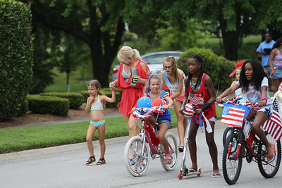 Buckingham Park 4th of July Celebration. Photos by Donn Jones Photography