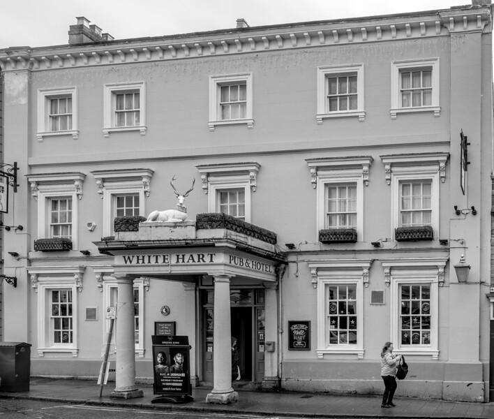 The White Hart, Buckingham