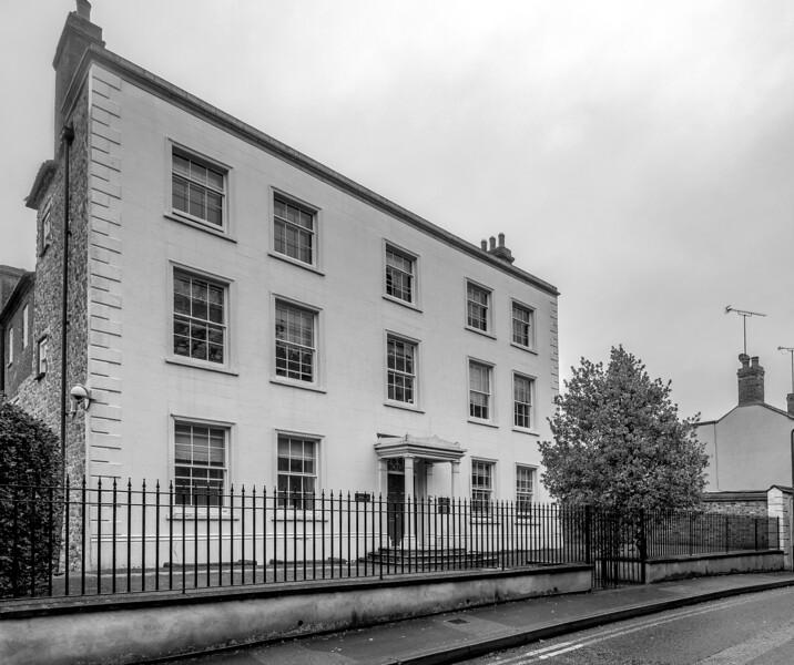 Prebend House, Hunter Street, London
