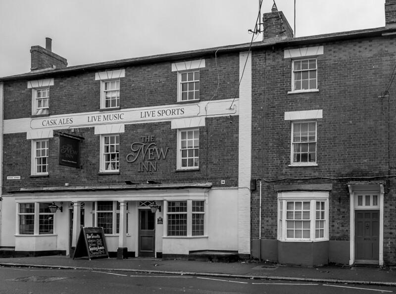 The New Inn,  Bridge Street, Buckingham