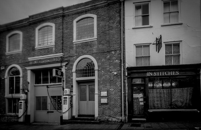 Well Street Garage, Buckingham