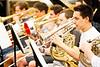 Jazz Band Rehearsal