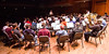 Symphonic Band Concert Rehearsal