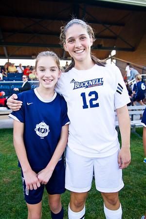 Women's Soccer August 31st 2012