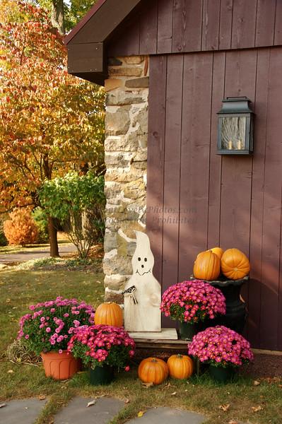 Ghost of General Sullivan, Newtown, Bucks County, PA