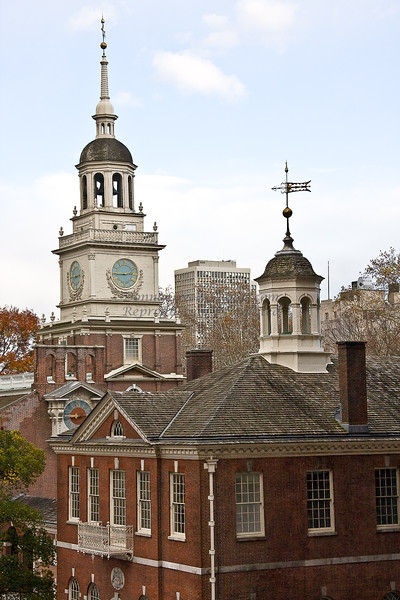 Independence Hall, Phildelphia, PA