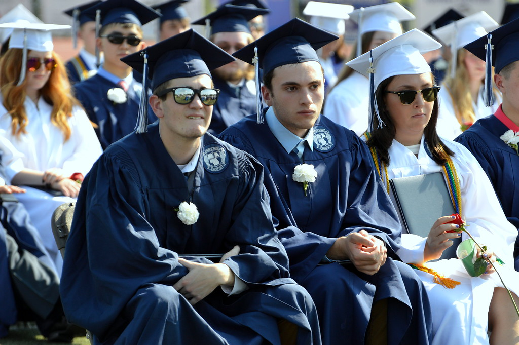 . Council Rock High School North Class of 2017 Commencement Graduation Ceremony was held on Tuesday, June 13, 2017. Debby High for Digital first Media
