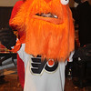 Declan Nichol - Gritty, the Philadelphia Flyers' new mascot - won first place in the sports category.
