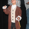 Max Shoener (Ben Franklin) won third place in TV and Movies.