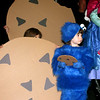 Kosi, Chris and Michael Todd won third prize in the Halloween Humor category for Cookie Monster & Cookies.