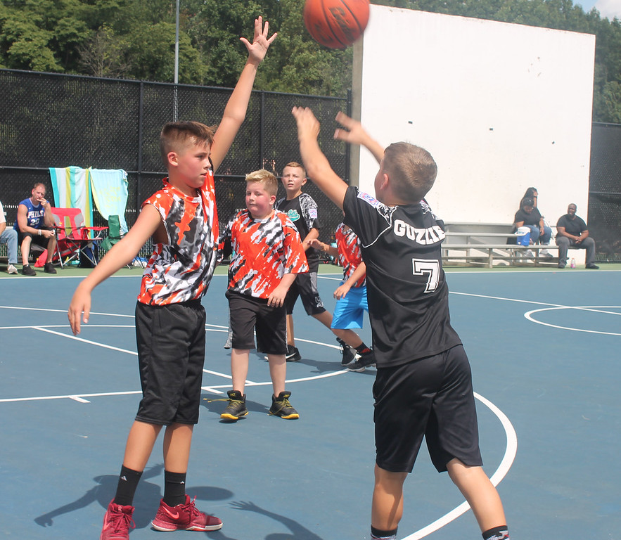 . 3v3 basketball tournament