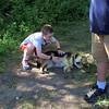 Kathi, Big Guy, Canal, FB, 8, children, Maddie