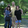 Margie, Kathi, Brad, maddie, canal, me, 5