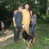 Margie, Kathi, Brad, maddie, canal, me, 2