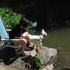 Kathi, Big Guy, Canal, FB
