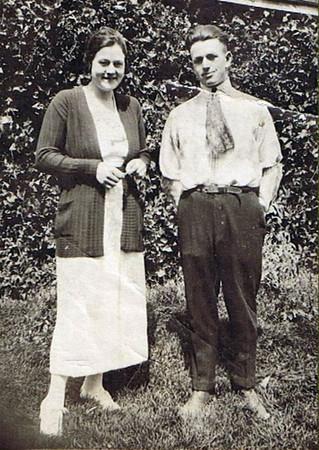 Bud Yaden Photos 1915