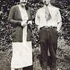 Byron (Bud) William Yaden - 1915 - Age 18 - Woman unknown - Shoshone, ID