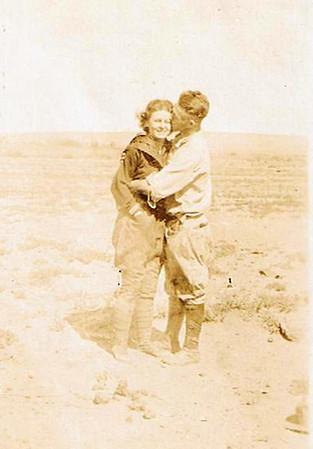 Bud Yaden Photos 1916