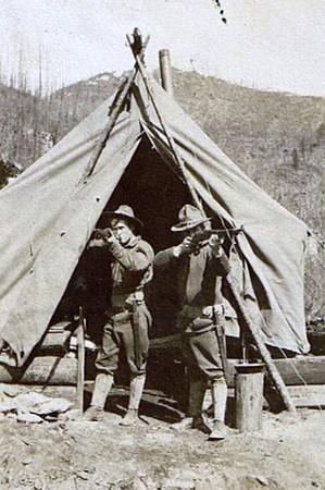 Bud Yaden Photos 1917