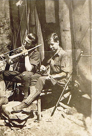 Bud Yaden Photos 1918