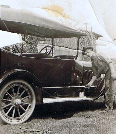 Bud Yaden Photos 1919