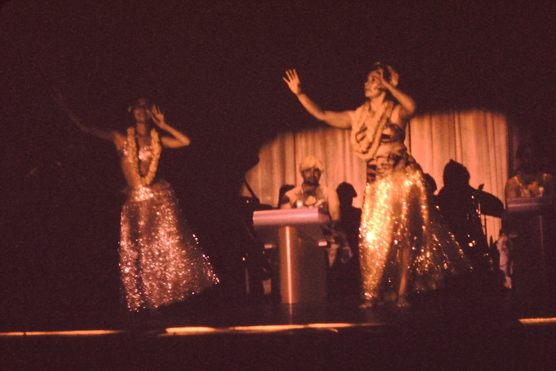 1960 - Unknown performance - From the Byron W. Yaden 35MM Slide Collection