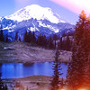 1962 (Sept) - Mount Rainier - Washington State - From the Byron W. Yaden 35MM Slide Collection