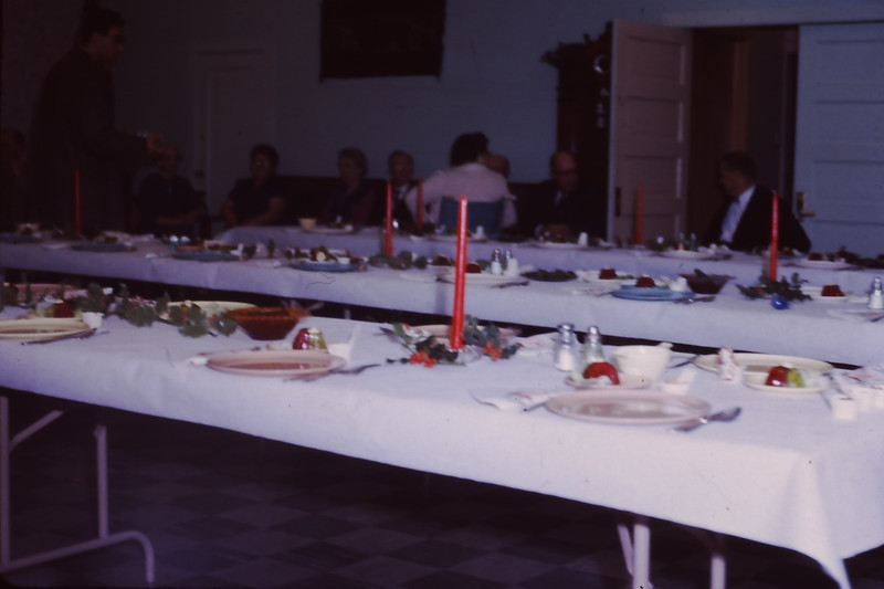 1962 (December) - Members of the DAV (Disabled American Veterans) at the DAV Christmas party - Yakima, WA - From the Byron W. Yaden 35MM Slide Collection