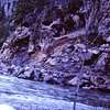 1963 (April) - From the porch of the Yaden cabin on the Naches River - Cliffdell, WA - From the Byron W. Yaden 35MM Slide Collection