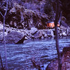 1963 (April) - Taken near the Yaden cabin on the Naches River - Cliffdell, WA - From the Byron W. Yaden 35MM Slide Collection