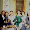 1963 (December) - Estelle Yaden (3rd from left) with members and wives of the DAV (Disabled American Veterans) - From the Byron W. Yaden 35MM Slide Collection