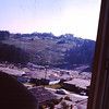 1964 (May) - Location not identified; likely the photo was taken from the home of one of the Yaden girls - Los Angeles, CA - From the Byron W. Yaden 35MM Slide Collection