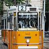 The popular yellow metro