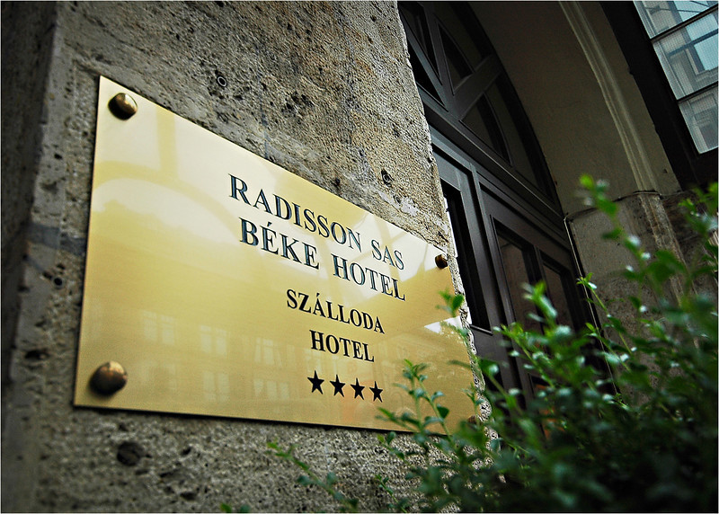 Our home away from home: The Radisson Beke Hotel
