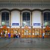 Nyugati Station Ticketing Booths