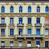 Windows of Budapest