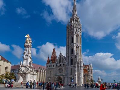 Mattias Church, Budapest.
